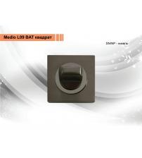 Фиксатор MEDIO LMA ВАТ 52 MSB/CP (матовый никель/хром)