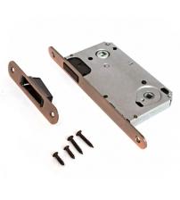 Защёлка врезная магнитная Apecs 5300-M-WC-AC (медь)