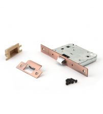 Защёлка с фиксацией Apecs 5600-WC-AC (медь)