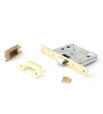 Защёлка с фиксацией Apecs 5600-WC-G (золото)