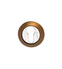 Накладка на цилиндр ARCHIE CL ACF (античный кофе)