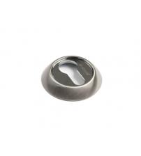 Накладка на цилиндр ARCHIE CL H (белый никель)
