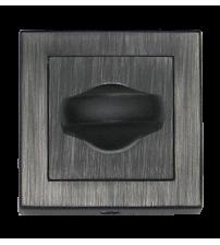 Фиксатор Leo BAT 02 SBL (матовый чёрный)