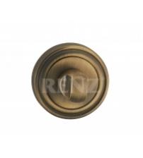 Завертка сантехническая RENZ BK 16 MAB (матовая античная бронза)