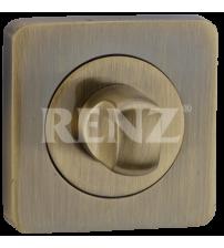 Завёртка сантехническая RENZ BK 02 AB (античная бронза)