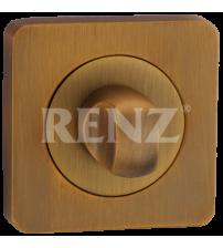 Завёртка сантехническая RENZ BK 02 CF (кофе)