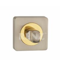 Завёртка сантехническая RENZ BK 02 SN/GP (матовый никель/золото)