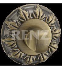 Завёртка сантехническая RENZ BK 10 МAB (матовая античная бронза)