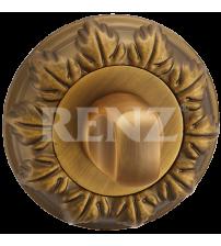 Завёртка сантехническая RENZ BK 10 РCF (кофе глянец)