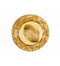 Завёртка сантехническая RENZ BK 20 SG/GP (матовое золото/золото)