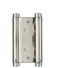Петля пружинная ARMADILLO DAS SS 201-4 CP (100*70*1.5, хром)