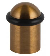 Упор дверной напольный PUNTO DS PF-40 CFB-18 (кофе глянец)