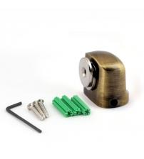Упор дверной магнитный Apecs DS-2751-M-AB (бронза)