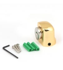 Упор дверной магнитный Apecs DS-2751-M-G (золото)
