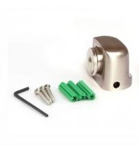 Упор дверной магнитный Apecs DS-2751-M-NIS (матовый никель)