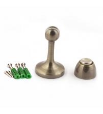 Упор магнитный универсальный напольный/настенный Apecs DS-2761-M-AB (бронза)