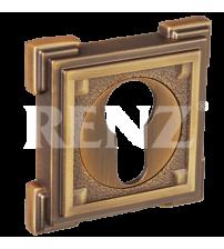 Накладки на цилиндр RENZ ET 19 CF (кофе)