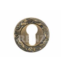 Накладка на цилиндр RENZ ET 20 МАВ (матовая античная бронза)