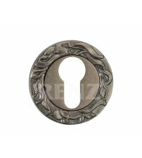 Накладка на цилиндр RENZ ET 20 SL (античное серебро)