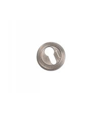 Накладка на цилиндр ARCHIE-GENESIS CL-20G CL BL. SILVER (чернёное серебро)