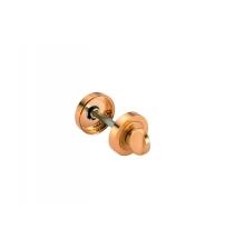 Завёртка сантехническая ARCHIE-GENESIS OL-20G OL S. GOLD (матовое золото)