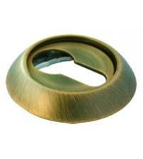 Накладка на цилиндр MORELLI МН-KH AB (античная бронза)