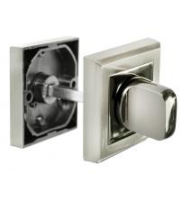 Завёртка сантехническая MORELLI DIY MH-WC-S SN/BN (белый никель/чёрный никель)
