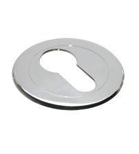 Накладка на цилиндр MORELLI LUXURY LUX-KH CRO (хром)