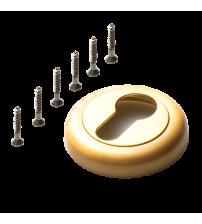 Накладка на цилиндр PALLINI РАL-KH SG/GP (матовое золото)