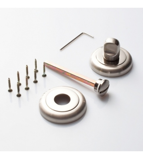 Фиксатор PALLINI Silver РАL-WC SN/CP (матовый никель)
