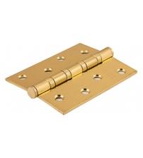 Петли универсальная PALLINI 4BB с 4-мя подшипниками BS (матовое золото)