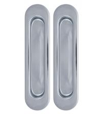 Ручки для раздвижных дверей ARMADILLO SH010-СР-8 (хром)
