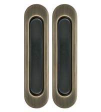 Ручки для раздвижных дверей ARMADILLO SH010-AB-7 (бронза)