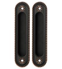 Ручки для раздвижных дверей ARMADILLO SH010/СL АBL-18 (тёмная медь)