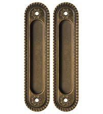 Ручки для раздвижных дверей ARMADILLO SH010/СL ВB-17 (коричневая бронза)