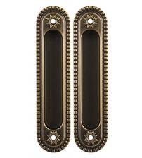 Ручки для раздвижных дверей ARMADILLO SH010/СL ОB-13 (античная бронза)