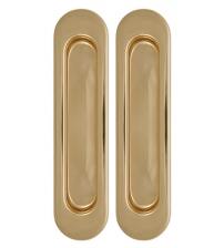 Ручки для раздвижных дверей ARMADILLO SH010-GP-2 (золото)
