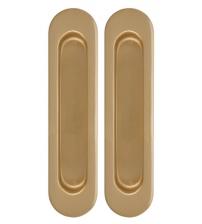 Ручки для раздвижных дверей ARMADILLO SH010-SG-1 (матовое золото)