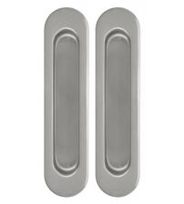 Ручки для раздвижных дверей ARMADILLO SH010-SN-3 (матовый никель)
