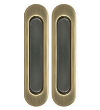 Ручки для раздвижных дверей ARMADILLO SH010-WAB-11 (матовая бронза)
