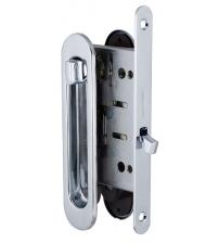 Ручки для раздвижных дверей ARMADILLO SH011-ВК CP-8 (хром)