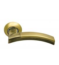 Ручки ARCHIE SILLUR 132 S.GOLD/BR (золото матовое/античная бронза)