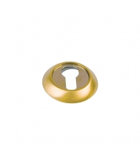 Накладка на цилиндр ARCHIE SILLUR CL S.GOLD (золото матовое)